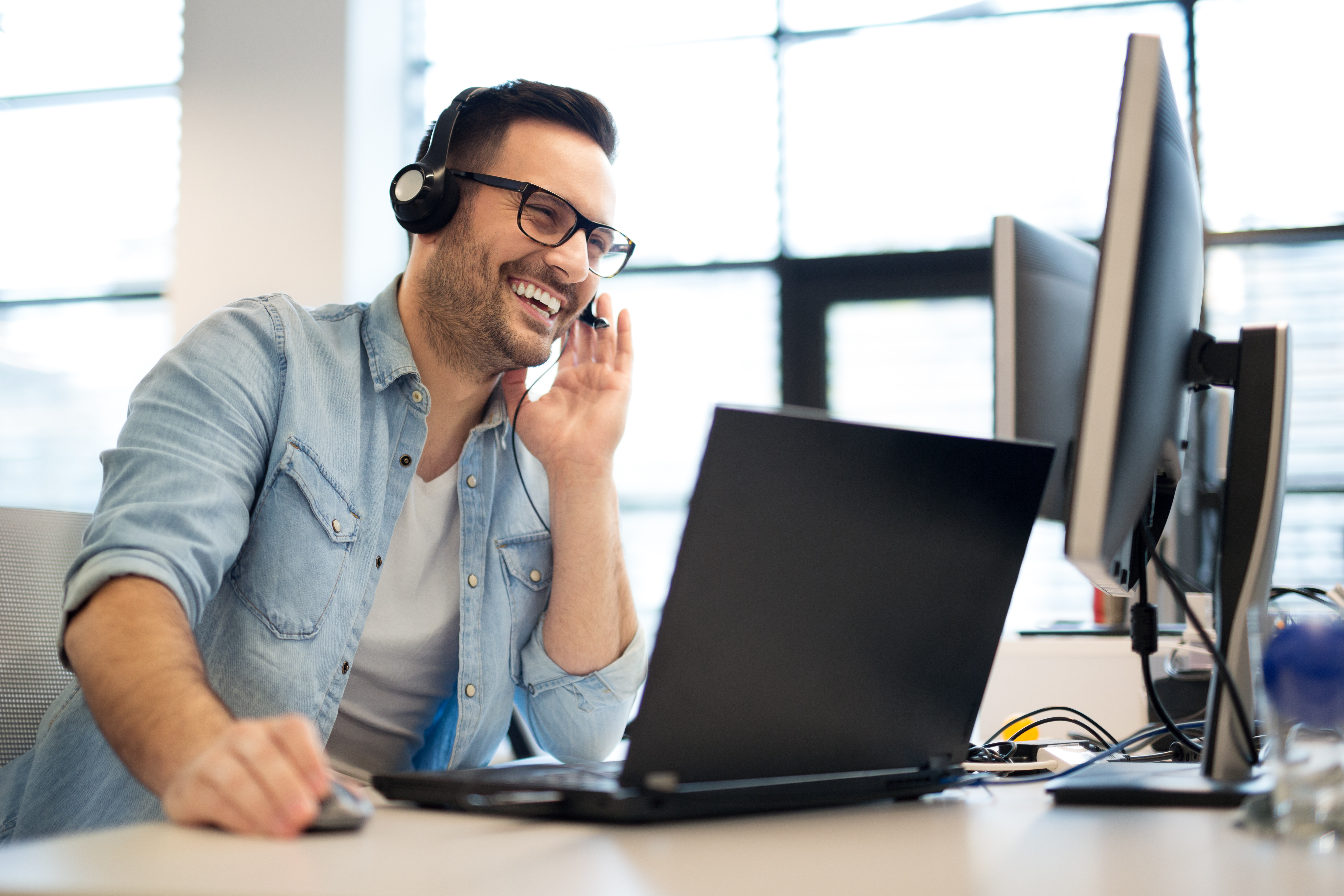 Why you should use Amazon Web Services to create resilient, AI driven call centres in the cloud